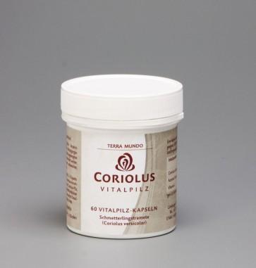 Coriolus Bio Vitalpilz 60 Kapseln