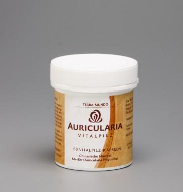 Auricularia BIO Vitalpilz 60 Kapseln