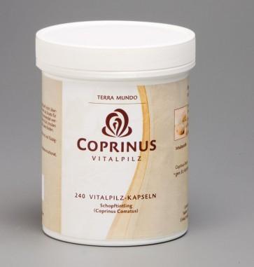 Coprinus BIO Vitalpilz 240 Kapseln