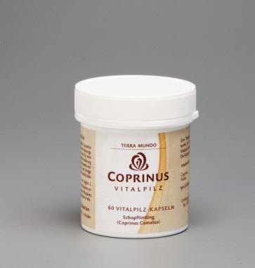 Coprinus BIO Vitalpilz 60 Kapseln
