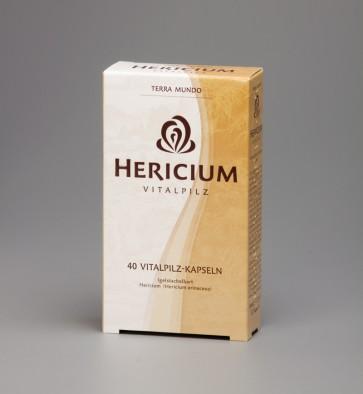 Hericium BIO Vitalpilz 40 Kapseln