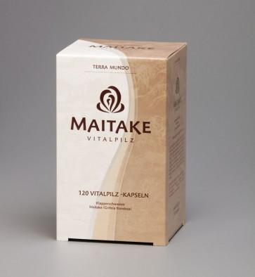 Maitake BIO Vitalpilz 120 Kapseln