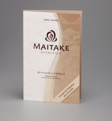 Maitake BIO Vitalpilz 20 Kapseln