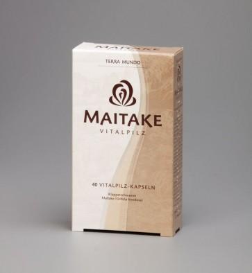 Maitake BIO Vitalpilz 40 Kapseln