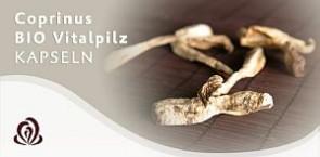 Coprinus BIO Vitalpilz Kapseln